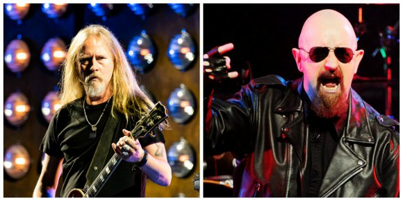 Judas Priest y Alice In Chains tocarían juntos en Chile