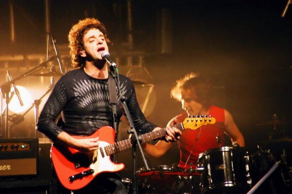 Sobredosis de TV: National Geographic hará un documental de ¡Gustavo Cerati!