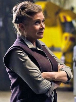 Última vez Leia: Carrie Fisher SÍ estará en 'Star Wars: Episodio IX'