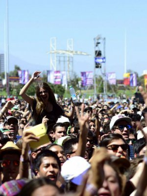 ¡En minutos! Pases 'Early Bird' para Lollapalooza Chile 2019 ya están agotados