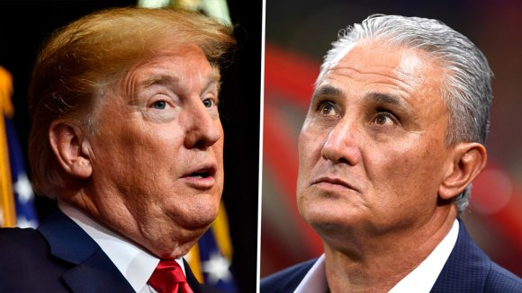 Fuego cruzado: Tite vs. Donald Trump