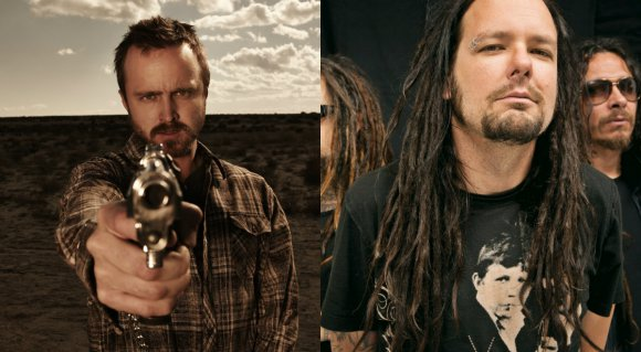 VIDEO | Ni te acordabas que Jesse Pinkman protagonizó un video de Korn