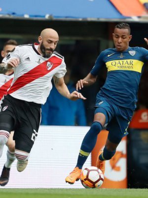 VIDEO | Boca Juniors y River Plate empatan en la primera final de la Copa Libertadores