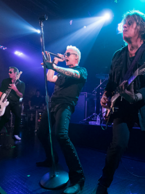 Stone Temple Pilots y Bush confirman concierto en conjunto en Chile
