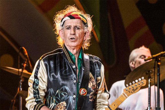 Keith Richards: guitarrista de los Rolling Stones revela que dejó el alcohol