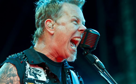 James Hetfield (Metallica) debuta como actor en el festival de Sundance
