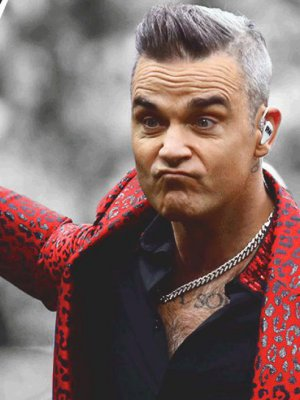 La otra 'tortura' de Robbie Williams a Jimmy Page: Black Sabbath a todo volumen