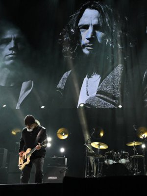 VIDEO | Mira las 5 horas de tributo a Chris Cornell en Los Angeles