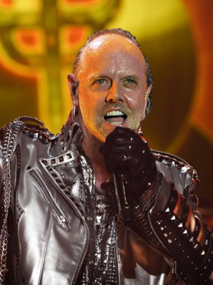VIDEO | ¿Y esa voz? Lars Ulrich se la jugó versionando a Judas Priest
