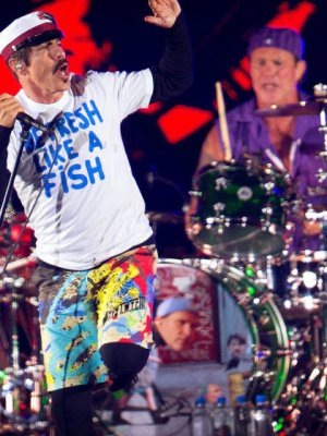Confirmado ¡Red Hot Chili Peppers vuelve a Sudamérica!